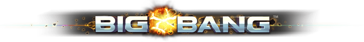 Big Bang online casino slot NetEnt