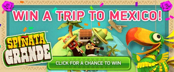 Vip trip naar Mexico