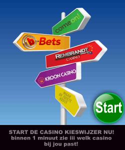 beste online casino kieswijzer