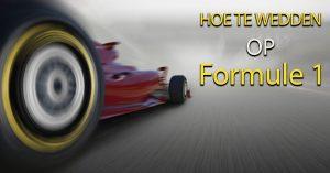 Hoe Te Wedden op Formula 1