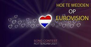 Wedden Op Eurovision