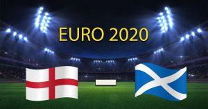 Engeland-Schotland EK 2021