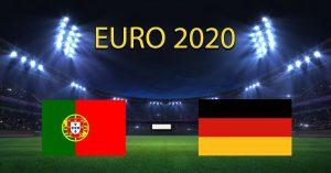 Portugal-Duitsland Euro 2020 Voorspelling