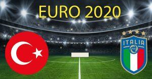 Turkije-Italië Euro 2020